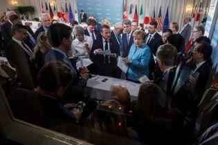 Санкції можуть посилити, анексія Криму незаконна: лідери G7 виступили із різкою заявою щодо Росії