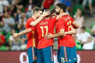 Испания дожала Тунис, Франция не сумела переиграть США