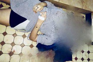 У Дніпрі дівчина розбилась на смерть, роблячи селфі на сходах у ресторані