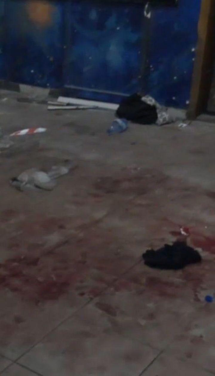 Нападающему, который бросил гранату в ночной клуб в Сумах, должны избрать меру пресечения
