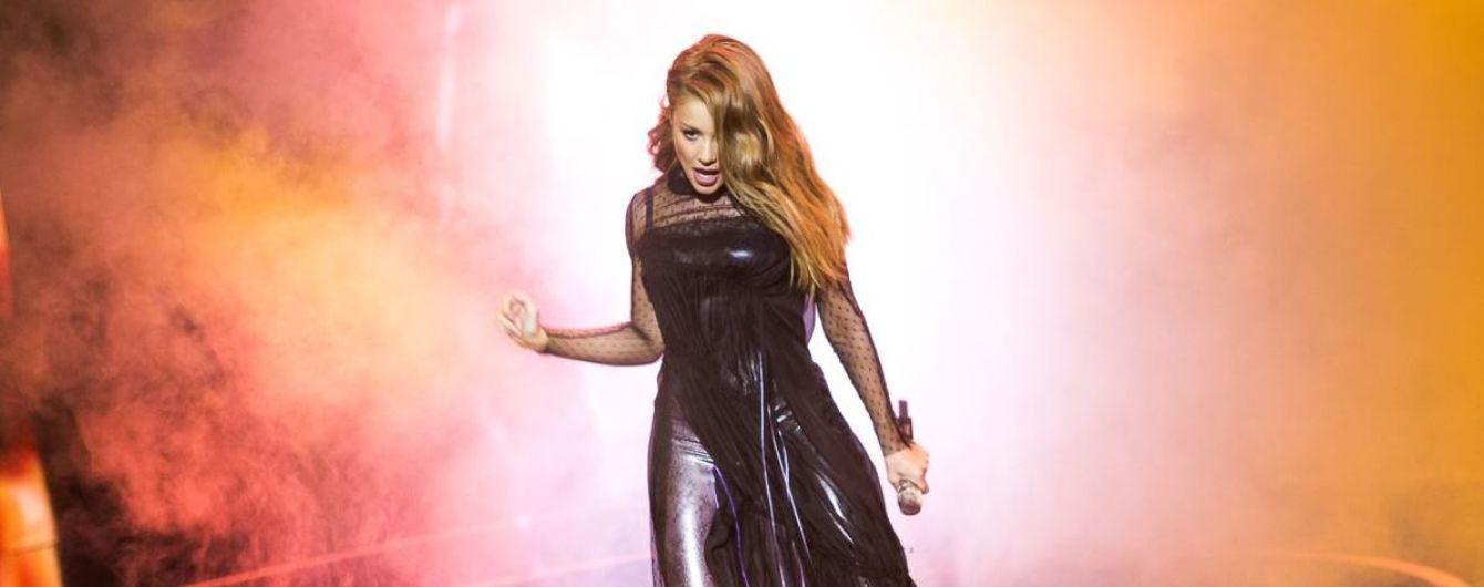 Пластичная Тина Кароль показала репетицию своих соблазнительных танцев