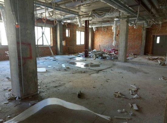 """В """"Охматдиті"""" двічі намагались затопити нове приміщення"""