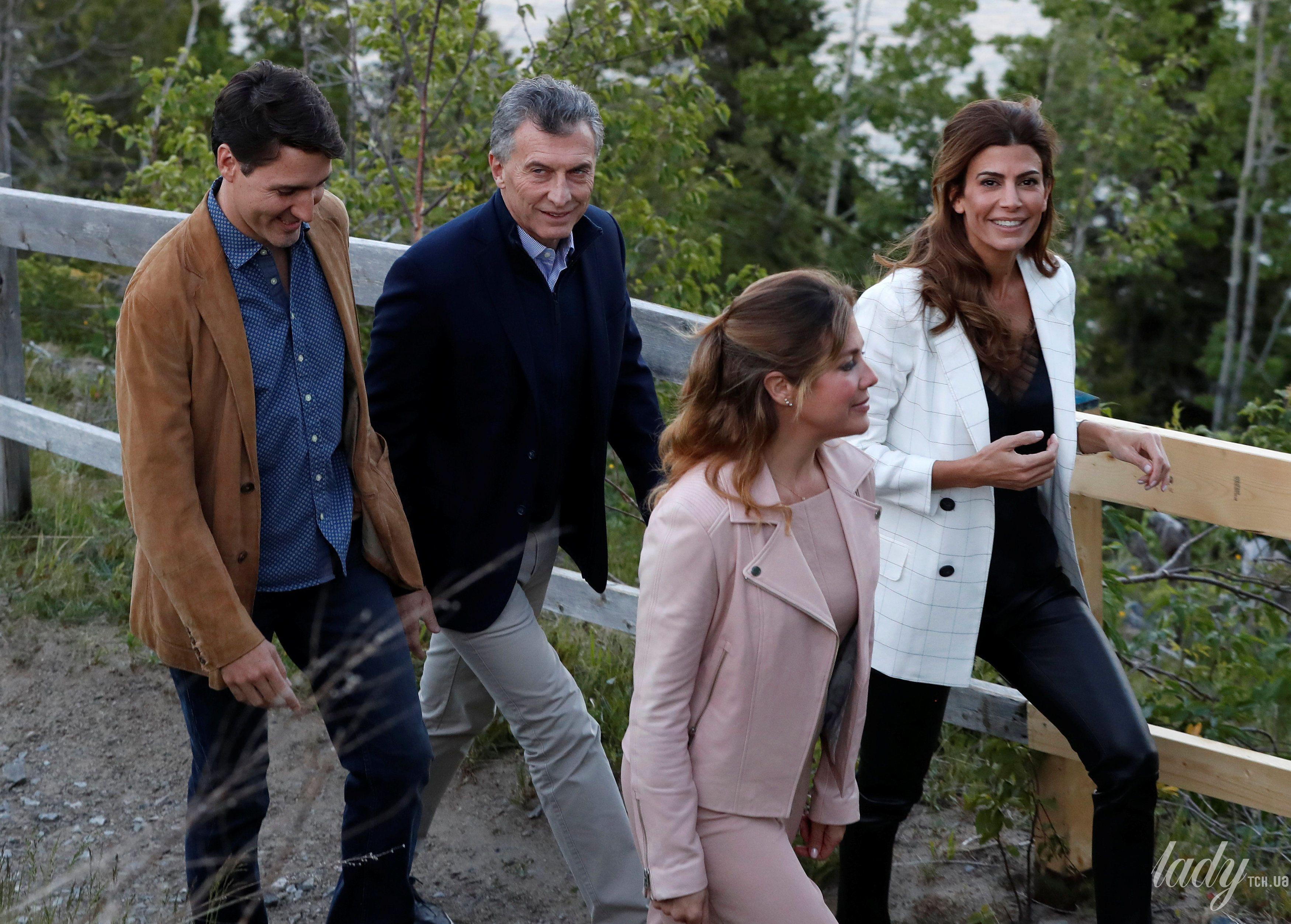 Жена президента Аргентины Хулиана Авада_4