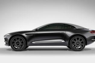 Внедорожник от Aston Martin появится на китайском рынке