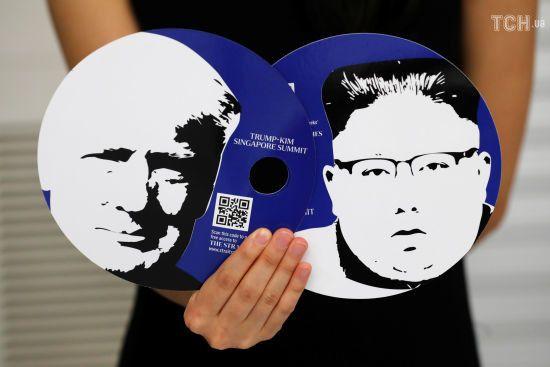 Історичні перемовини Дональда Трампа і Кім Чен Ина. Текстова трансляція