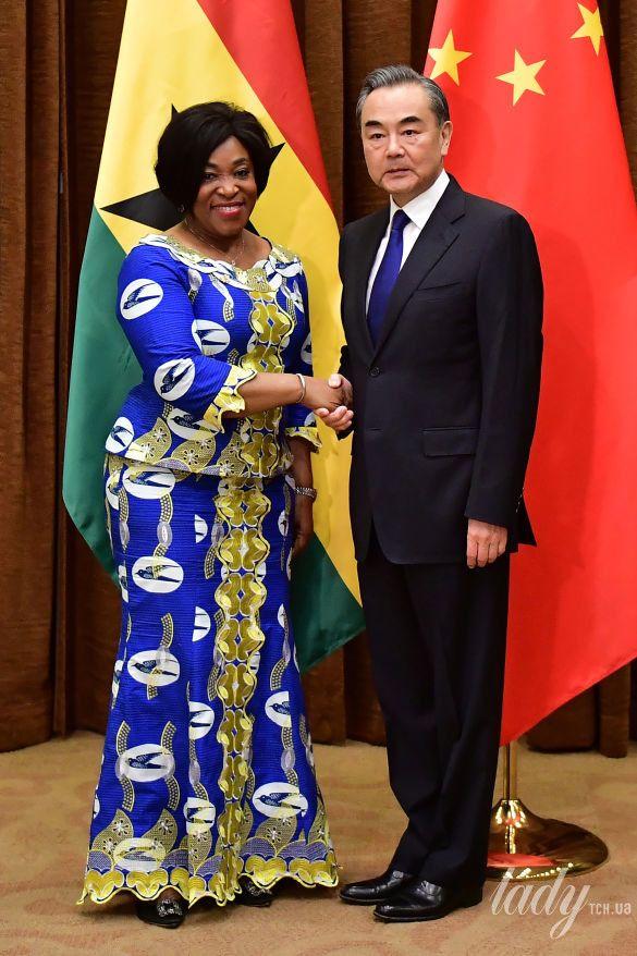 Министр иностранных дел и региональной интеграции Ганы Ширли Айоркор_2