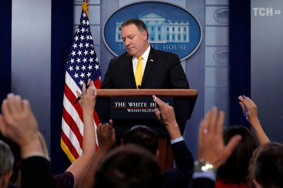 США посилять санкції проти КНДР, якщо переговори не дадуть результату – Помпео