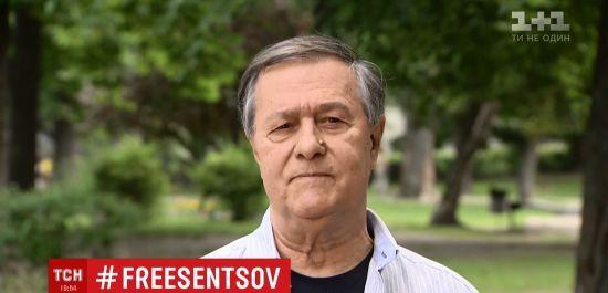 Український режисер назвав Сенцова останнім шансом для Путіна