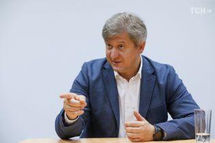 Екс-міністр фінансів Данилюк розповів, чим займеться після звільнення