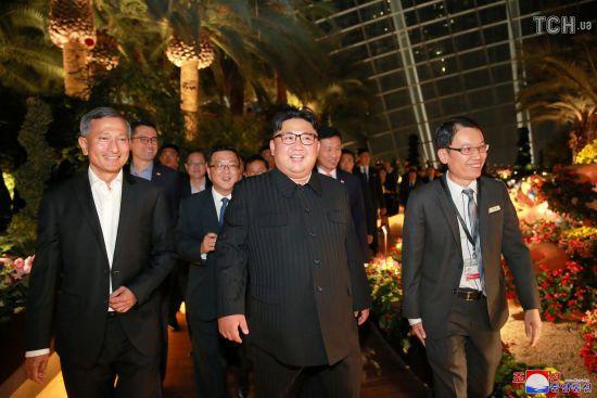 Кім Чен Ин прибув до Китаю з офіційним візитом