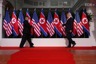 Президент США вірить, що очільник КНДР хоче іншого майбутнього для власної країни