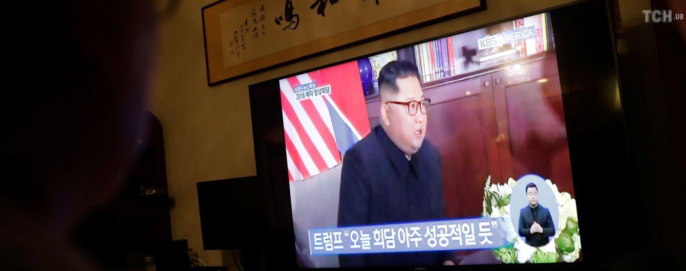 США і КНДР провели переговори в демілітаризованій зоні