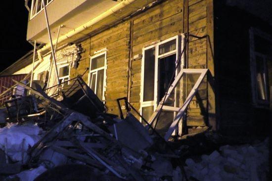 У Чернігові в житловому будинку вибухнув газовий балон, є постраждалий