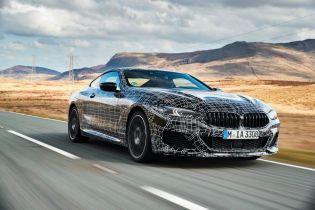 Прототип купе BMW 8-Series попал в жуткую аварию в Германии