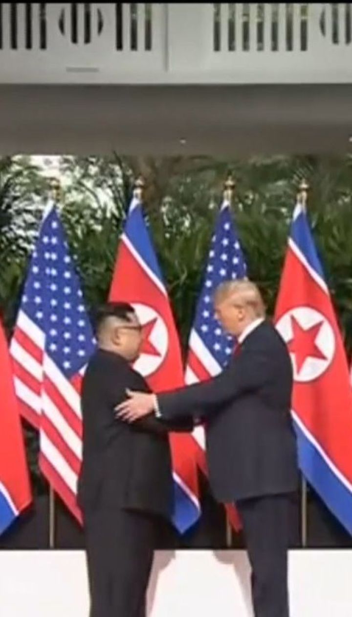 Тепер між США та КНДР будуть прекрасні стосунки – Дональд Трамп