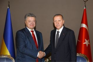 Порошенко и Эрдоган обсудили соглашение о свободной торговле между Украиной и Турцией