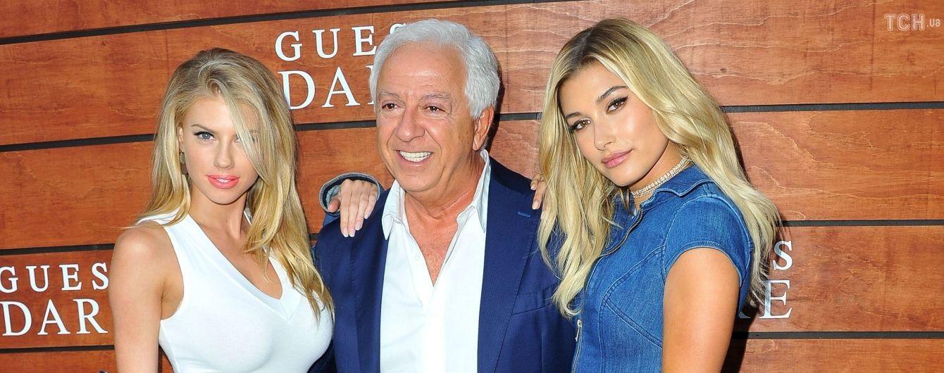Основатель Guess покинул компанию из-за секс-скандала