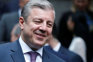 Прем'єр-міністр Грузії Квірікашвілі подав у відставку після масових протестів