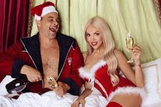 В сексуальном костюме и в постели с мужчиной: Оля Полякова поделилась пикантным фото