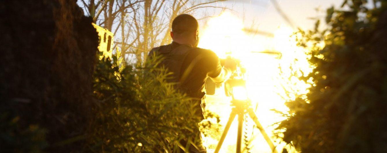 Боевики палили из оружия на отдельных направлениях. Ситуация на Донбассе