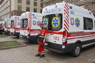 """Як у Берліні і Парижі: київські лікарні отримали 25 сучасних """"швидких"""""""