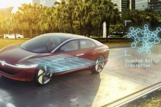 Volkswagen применяет квантовые технологии для создания суперсильных аккумуляторов