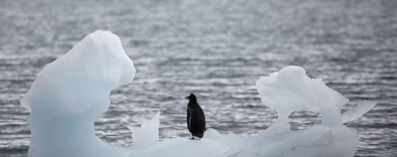 В течение последних лет скорость таяния ледников в Антарктиде увеличилась втрое