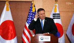 Госсекретарь США призвал мир давить на КНДР