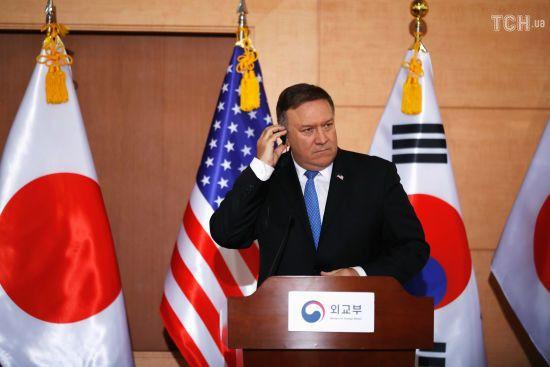 Держсекретар США закликав світ тиснути на КНДР