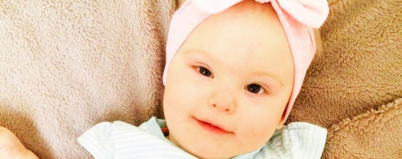 Маленькая Виктория нуждается в лечении в Чехии