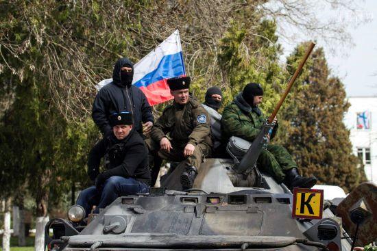 """ЧС-2018 охороняють """"козаки"""", що воювали на боці терористів на Донеччині і в Сирії - Reuters"""