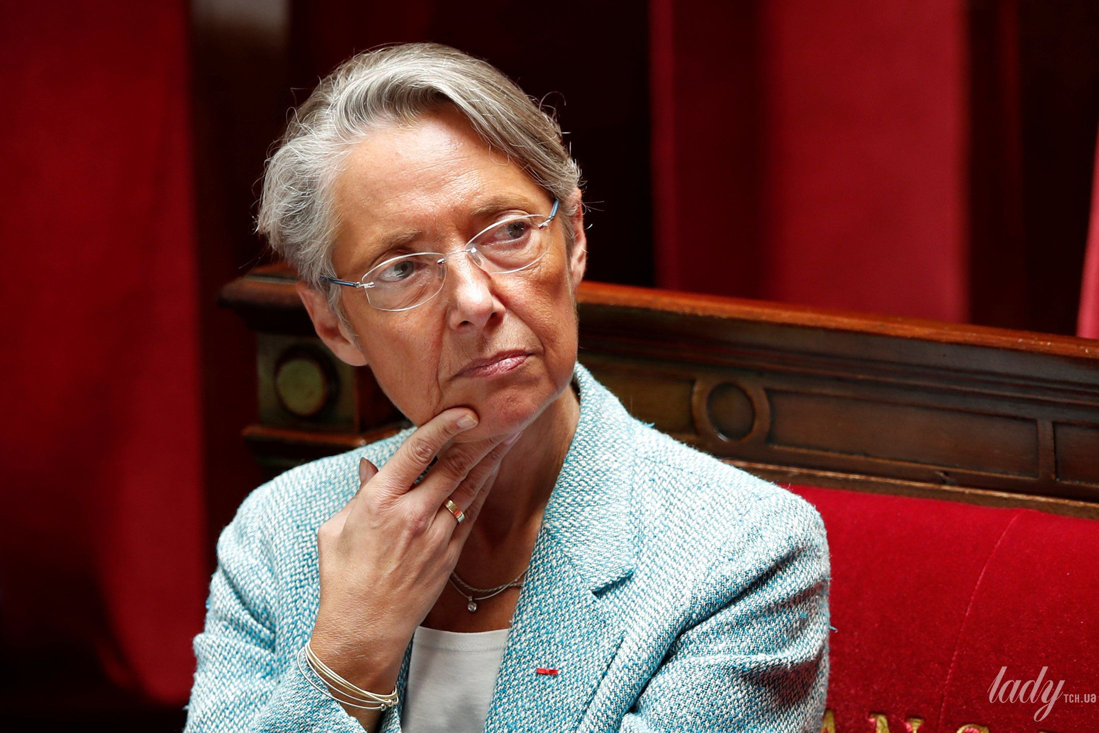 Министр транспорта Франции Элизабет Борн_1
