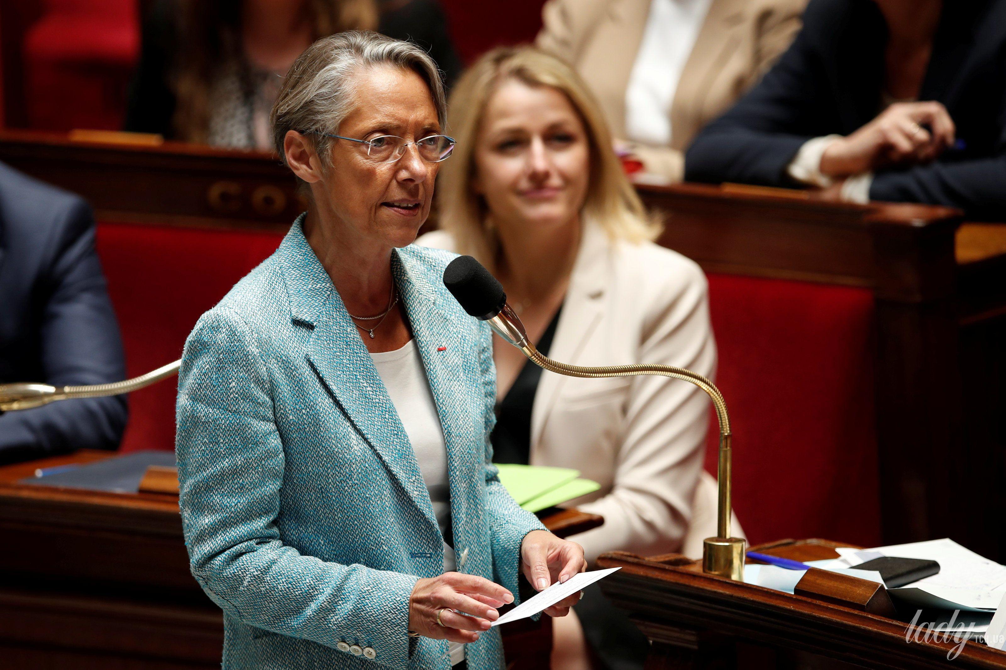 Министр транспорта Франции Элизабет Борн_2