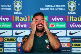 """""""Реал"""" перебуває за крок від підписання контракту з воротарем збірної Бразилії"""