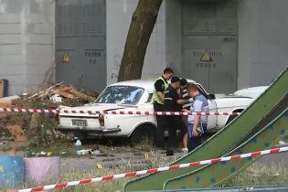 На місці вибуху в Києві були ще підозрілі пакети – очевидець