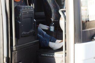 У столиці водій помер за кермом автобуса