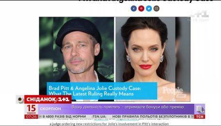 Анджелину Джоли могут лишить опекунства