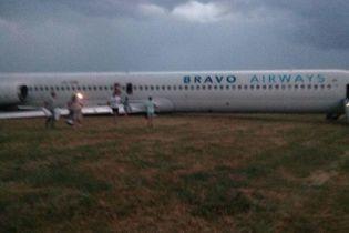 """""""Все в самолете были готовы к смерти"""". Пассажир рейса рассказал о жесткой посадке в аэропорту """"Киев"""""""