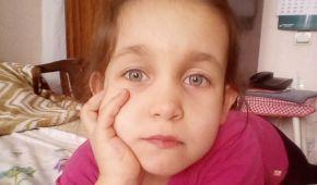 8-річна Міленка потребує вашої допомоги