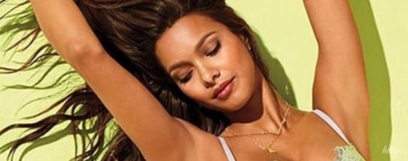 Откровеннее некуда: сексуальная Лаис Рибейро показала грудь