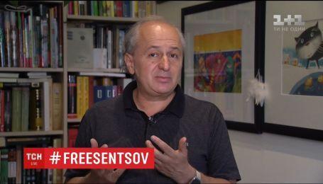 Иван Малкович выразил поддержку Олегу Сенцову