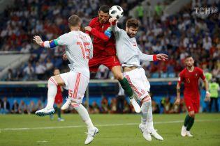 Португалія та Іспанія у фантастичному матчі ЧС-2018 не визначили переможця, Роналду оформив хет-трик