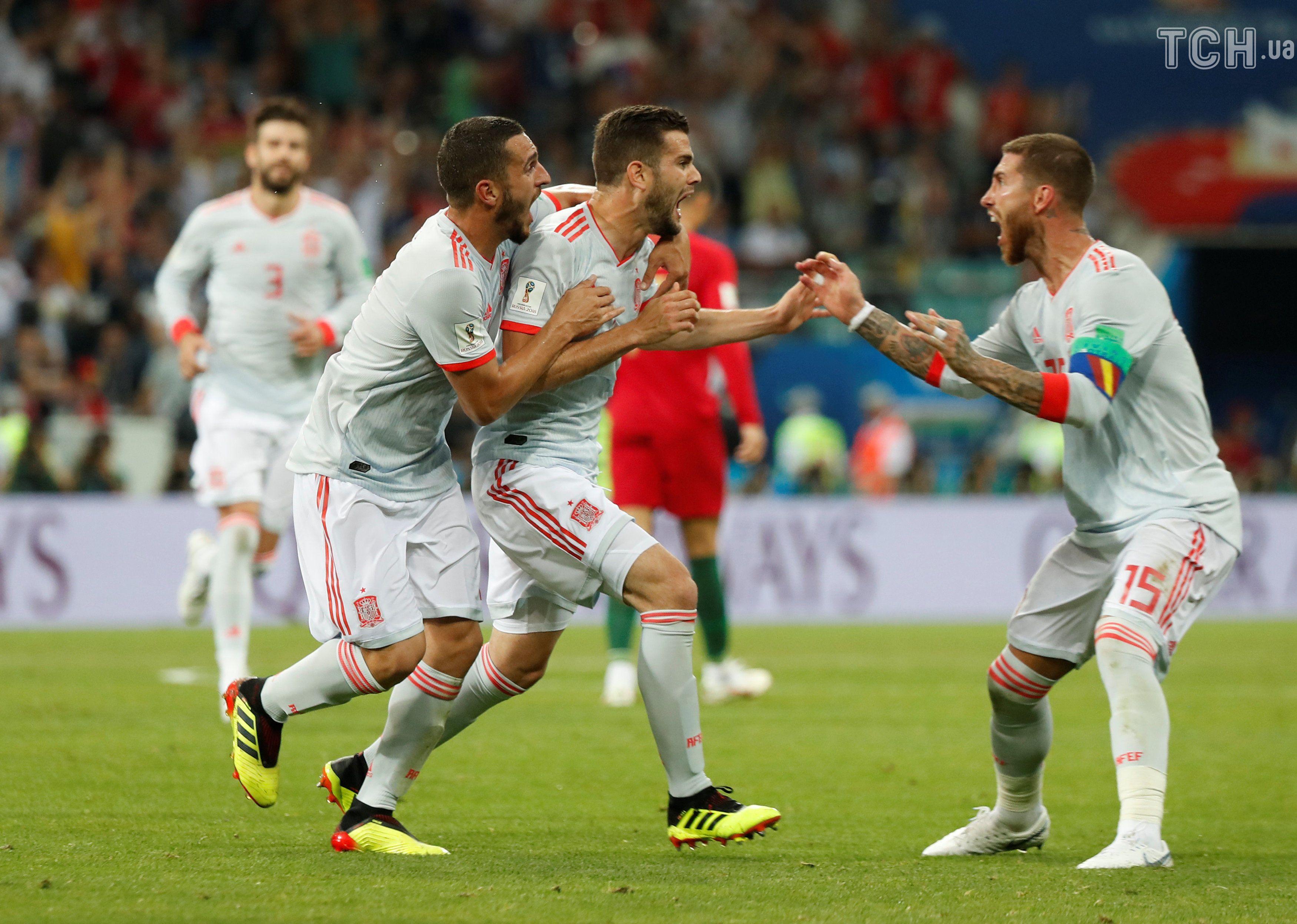 ЧС-2018: Збірні Португалії та Іспанії зіграли внічию упершому турі