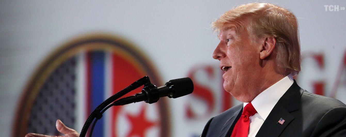 Трамп назвав дурними своїх помічників, які радили йому не дзвонити до Путіна - ЗМІ