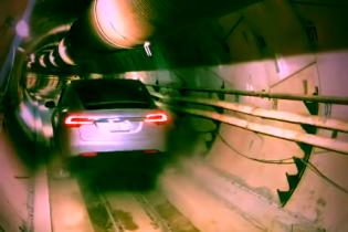 У Илона Маска показали тестовую поездку авто по скоростному туннелю