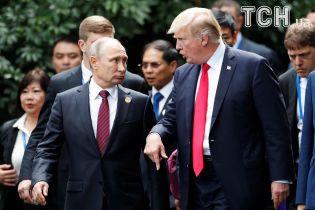 Трамп хоче зустрітися з Путіним, але радники всіляко відмовляють його – The Washington Post
