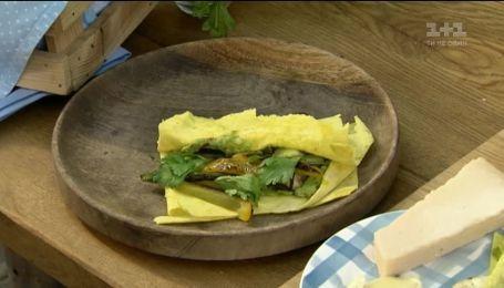Топ-3 блюда в лаваше от Дениса Держуна