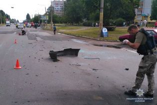 Поліція з'ясувала особу загиблого від вибуху Mercedes в Черкасах