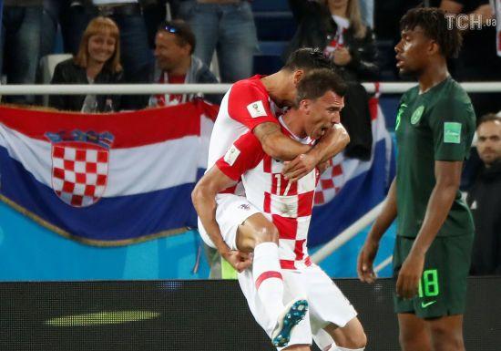 Збірна Хорватії обіграла Нігерію на ЧС-2018 завдяки автоголу та пенальті