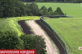 Харківщина на 80% відгородилася від Росії Європейським валом